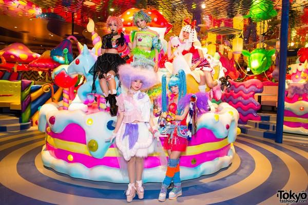 Kawaii Monster Cafe Harajuku (4)