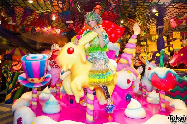 Kawaii Monster Cafe Harajuku (9)