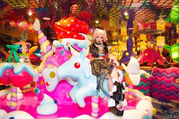 Kawaii Monster Cafe Harajuku (12)