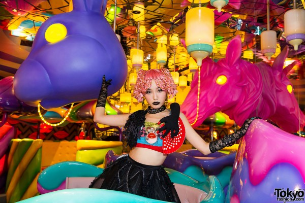 Kawaii Monster Cafe Harajuku (25)