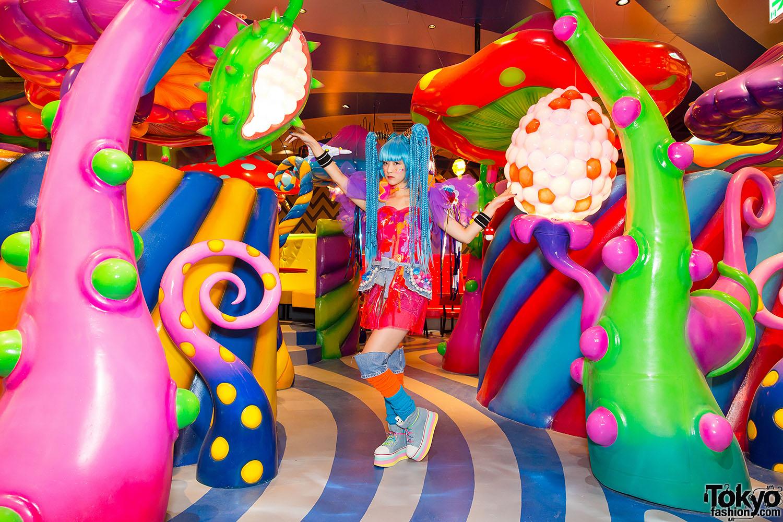 Kawaii Monster Cafe Harajuku 27 Tokyo Fashion News