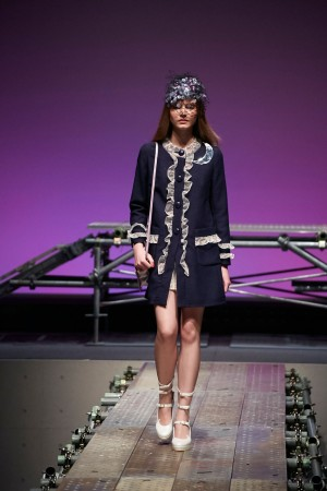 Milk Harajuku Fashion Show 2015 A/W (10)