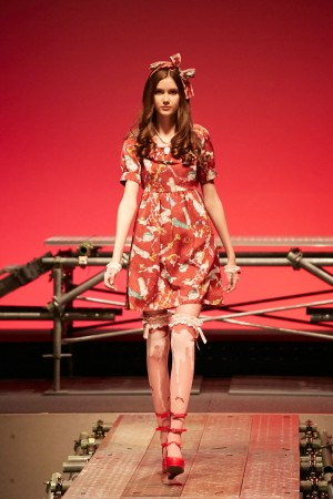 Milk Harajuku Fashion Show 2015 A/W (11)