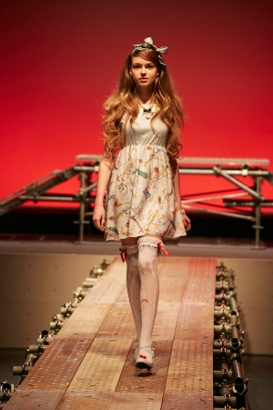 Milk Harajuku Fashion Show 2015 A/W (15)