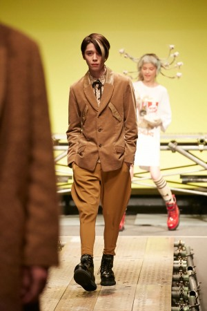 Milk Harajuku Fashion Show 2015 A/W (18)