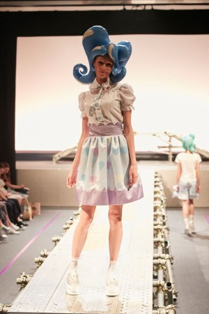 Milk Harajuku Fashion Show 2015 A/W (70)