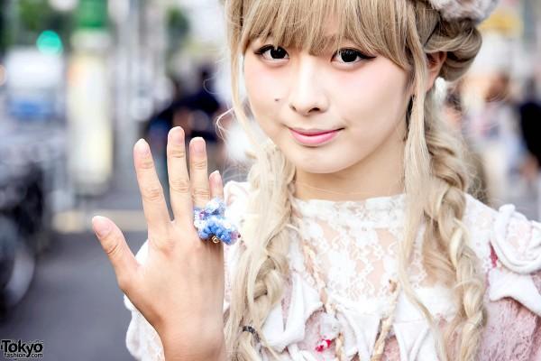 Japanese Fashion Brand Talatta Ring