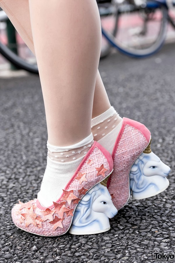 Unicorn Heels by Irregular Choice