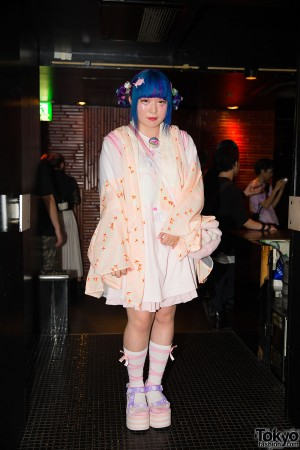 "Wagado, Itazura & Nesin Harajuku ""Psychic Party 4"" Fashion Snaps"
