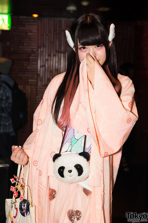 """Wagado, Itazura & Nesin Harajuku """"Psychic Party 4"""" Fashion Snaps"""