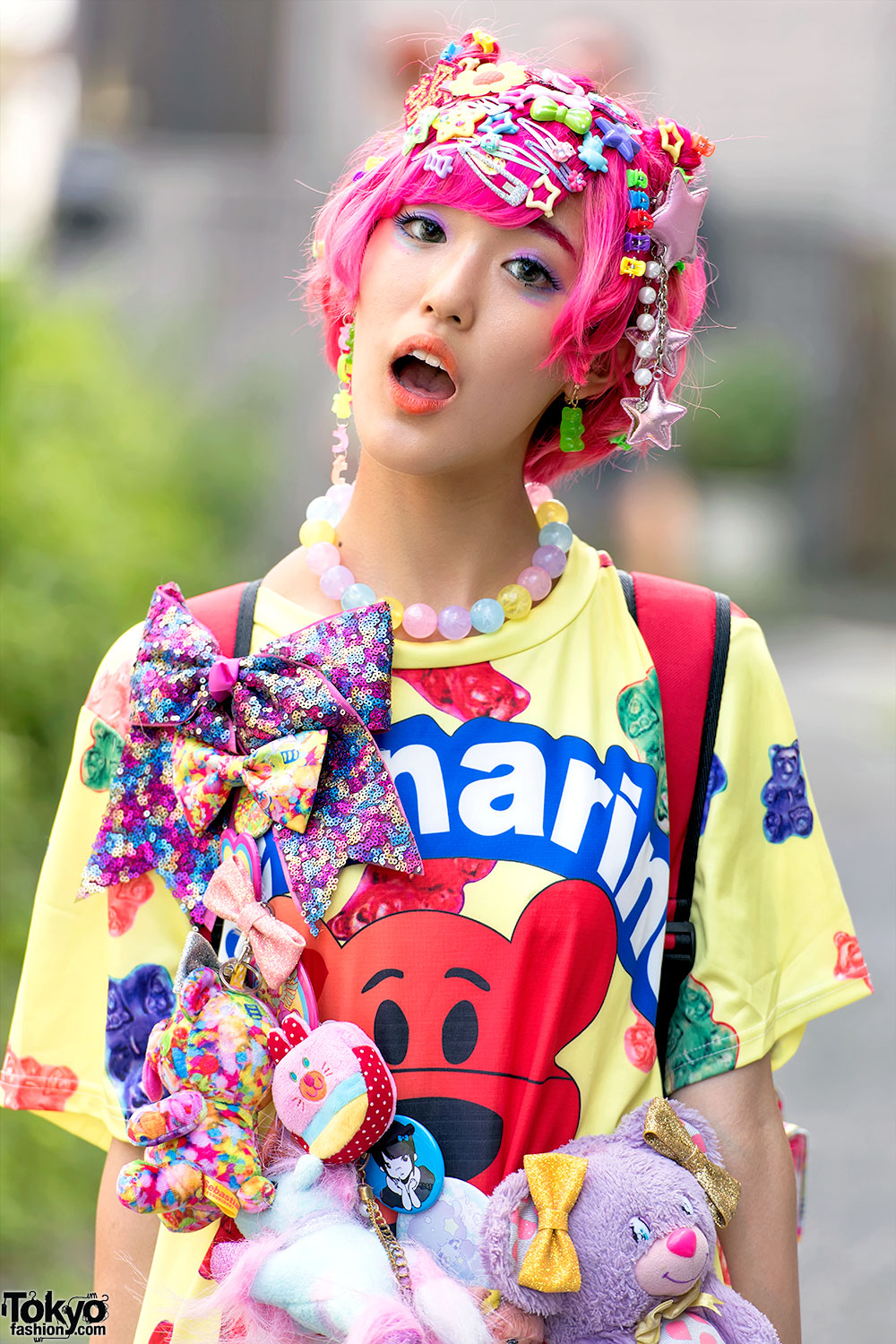 Harajuku Decora Fashion Walk Pictures 2015