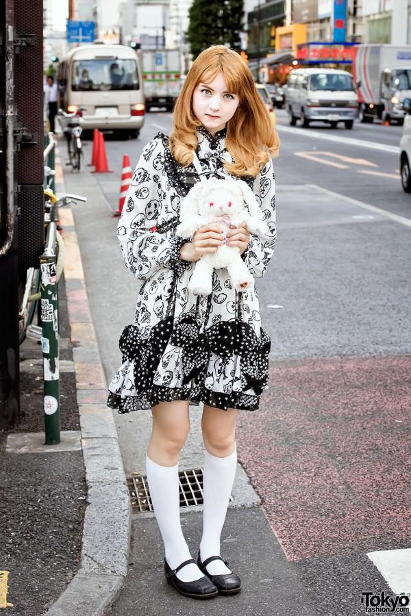 Venus Angelic in Harajuku w/ Alice And The Pirates & BTSSB