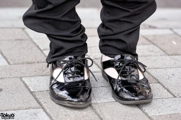 H&M Pants & ABC Mart Shoes