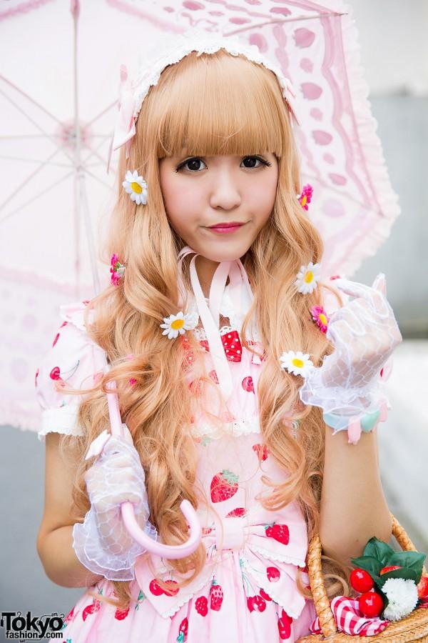 Angelic Pretty Dress & Parasol