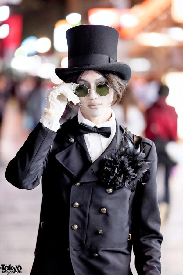 Harajuku Guy S Elegant Gothic Style W Alice Auaa Atelier