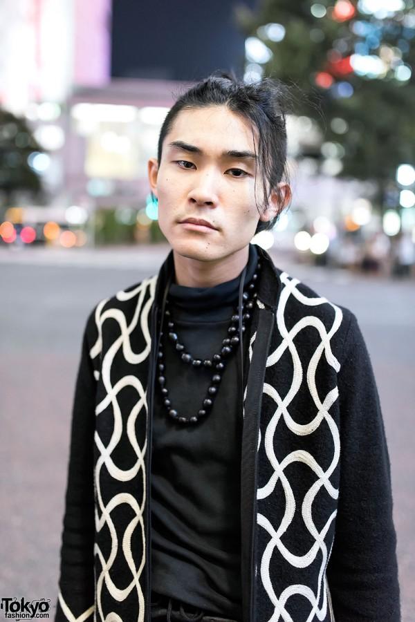 Vintage Mens Fashion in Shibuya