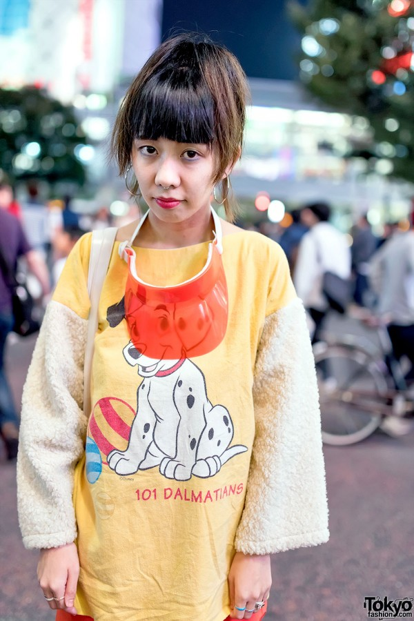 101 Dalmatians Japanese Sweatshirt