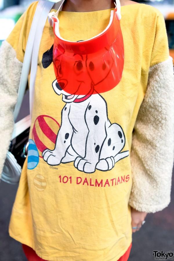 Otoe Visor x 101 Dalmatians