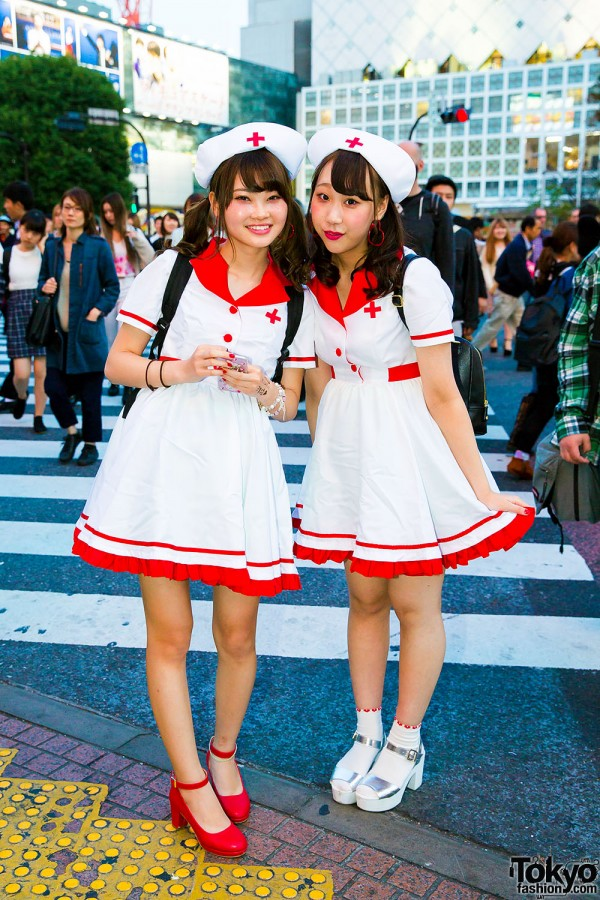 Halloween Eve in Japan - Costumes in Shibuya (1)