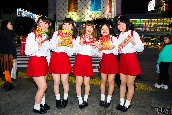 Halloween Eve in Japan - Costumes in Shibuya (8)