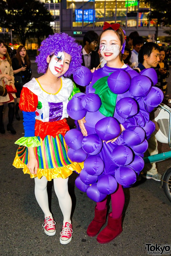Halloween Eve in Japan - Costumes in Shibuya (12)