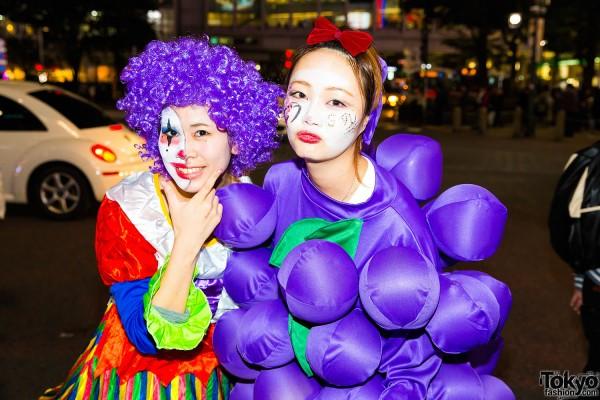 Halloween Eve in Japan - Costumes in Shibuya (13)