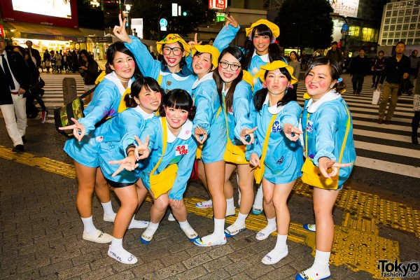 Halloween Eve in Japan - Costumes in Shibuya (18)