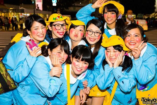 Halloween Eve in Japan - Costumes in Shibuya (19)