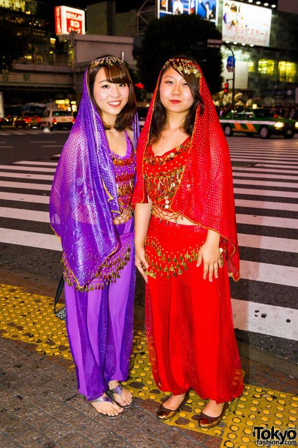 Halloween Eve in Japan - Costumes in Shibuya (20)