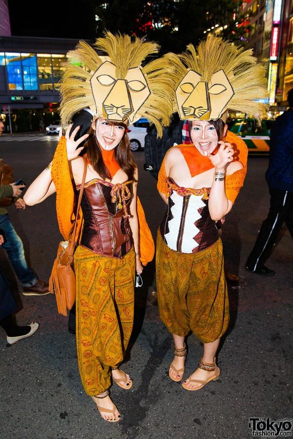 Halloween Eve in Japan - Costumes in Shibuya (24)