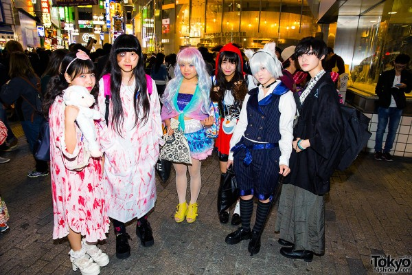 Halloween Eve in Japan - Costumes in Shibuya (27)