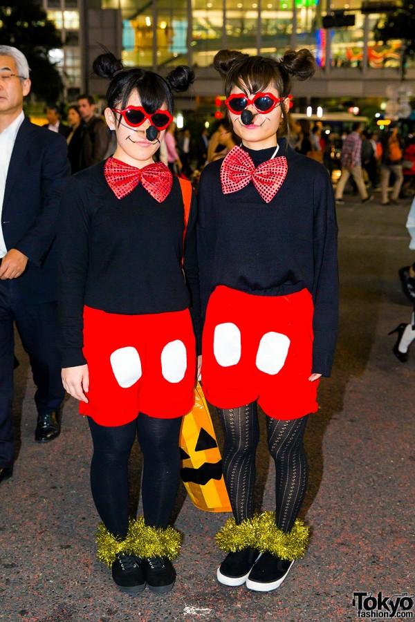 Halloween Eve in Japan - Costumes in Shibuya (33)