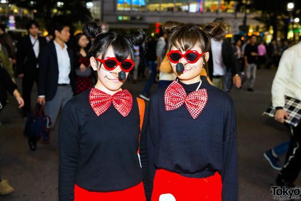 Halloween Eve in Japan - Costumes in Shibuya (34)