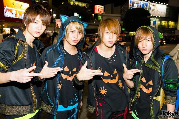 Halloween Eve in Japan - Costumes in Shibuya (46)