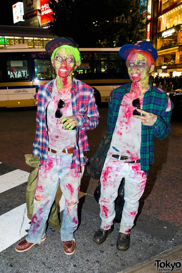 Halloween Eve in Japan - Costumes in Shibuya (51)