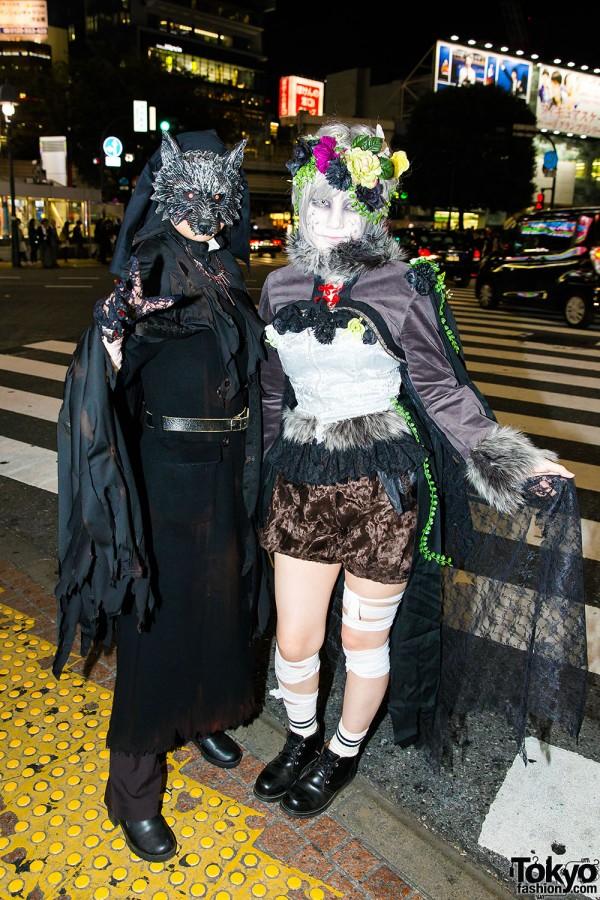 Halloween Eve in Japan - Costumes in Shibuya (53)