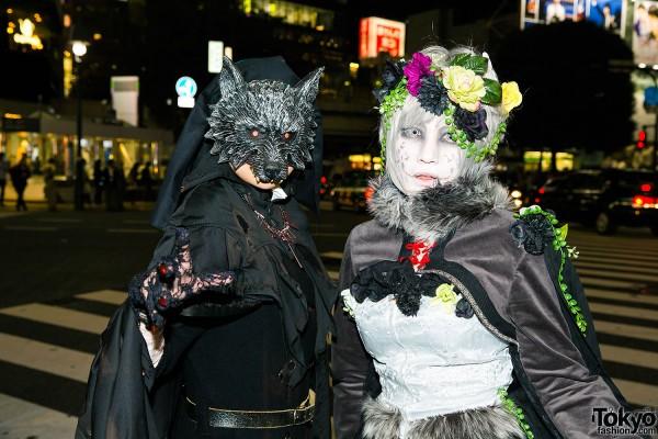 Halloween Eve in Japan - Costumes in Shibuya (54)