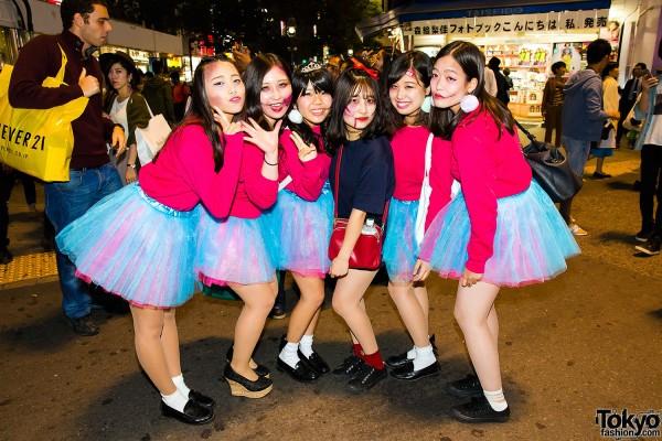 Halloween Eve in Japan - Costumes in Shibuya (55)