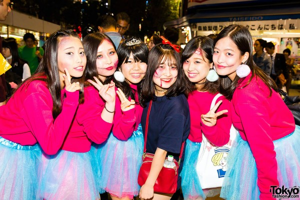 Halloween Eve in Japan - Costumes in Shibuya (56)