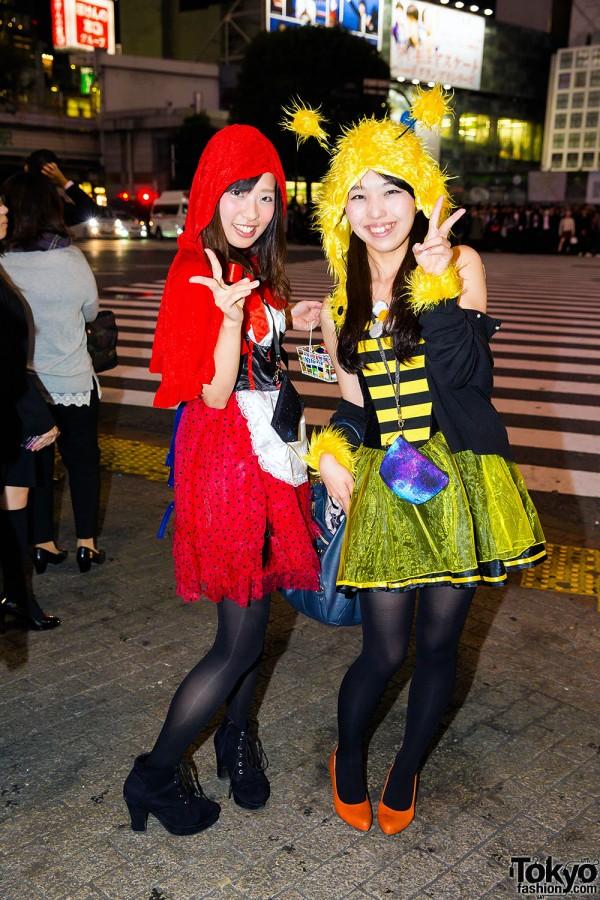 Halloween Eve in Japan - Costumes in Shibuya (58)