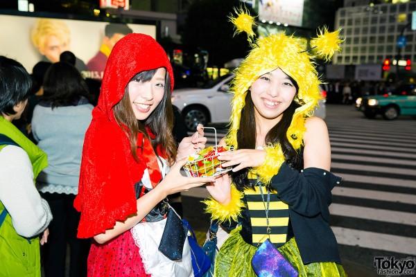 Halloween Eve in Japan - Costumes in Shibuya (59)