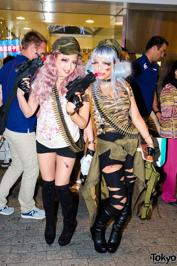 Halloween Eve in Japan - Costumes in Shibuya (61)