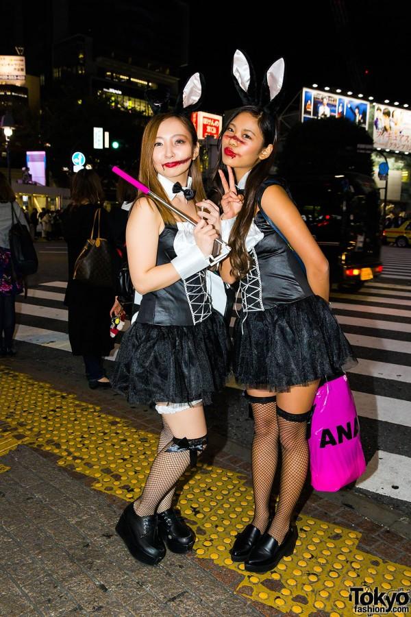 Halloween Eve in Japan - Costumes in Shibuya (67)