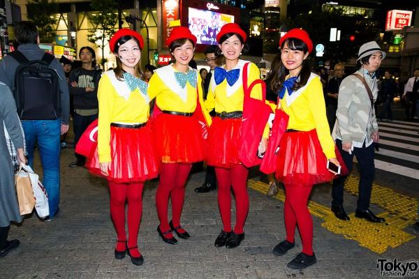 Halloween Eve in Japan - Costumes in Shibuya (69)
