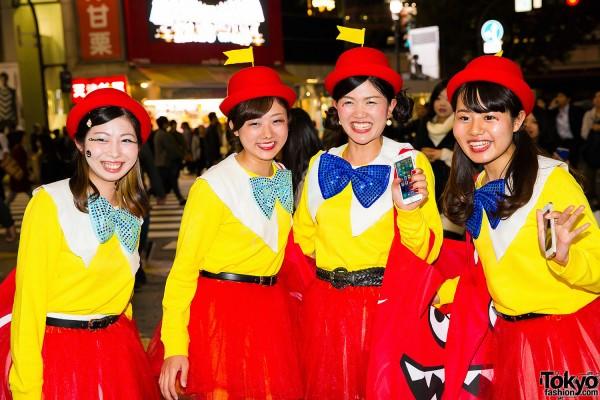 Halloween Eve in Japan - Costumes in Shibuya (70)