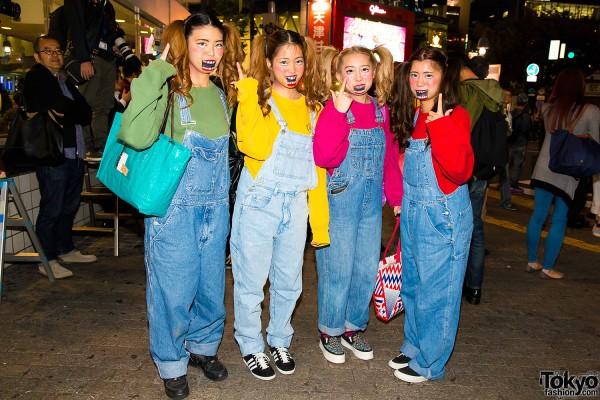Halloween Eve in Japan - Costumes in Shibuya (71)