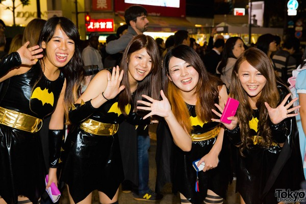 Halloween Eve in Japan - Costumes in Shibuya (76)