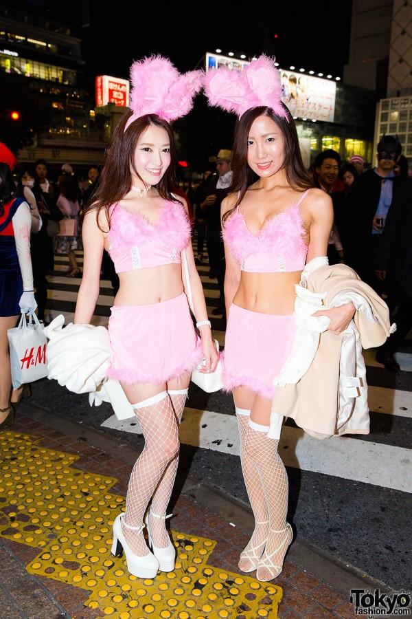 Halloween Eve in Japan - Costumes in Shibuya (77)