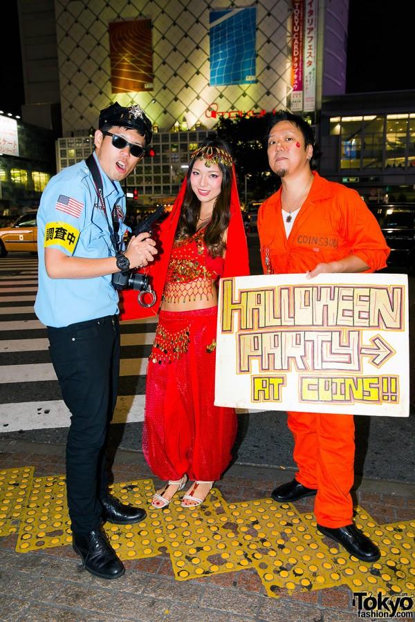 Halloween Eve in Japan - Costumes in Shibuya (79)