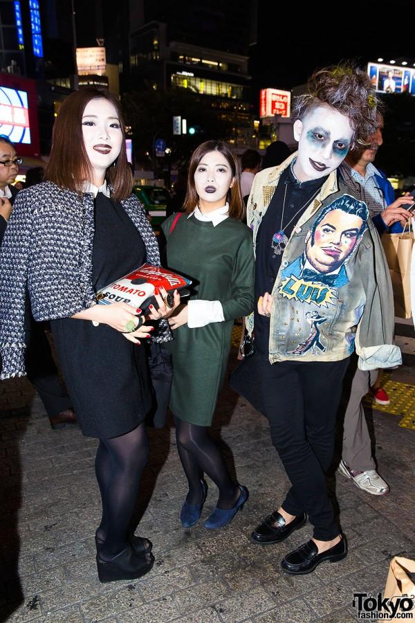 Halloween Eve in Japan - Costumes in Shibuya (81)